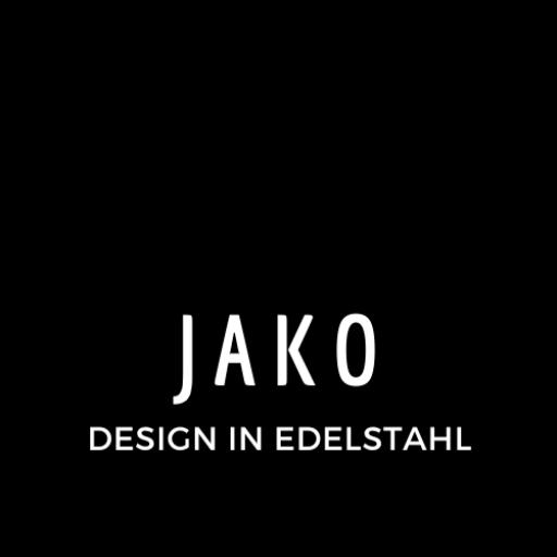 JAKO Design in Edelstahl 2021